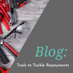 Blog: Tools to Tackle Repayments